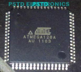 ATMEGA128A-AU ATMEL 8-bit Microcontroller with 128K Bytes In-System Programmable Flash