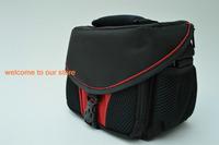 free shipping! 2013 New Waterproof soft camera bag for Canon EOS 550D 650D 500D 50D SX30 SX40 sx50 7000D 60D EOS M  RED