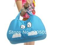 2013 new large bag fashion handbag popular cartoon cat handbags large handbag bag BG108