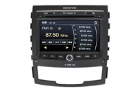 Car DVD Player for Ssangyong Actyon