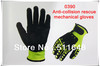 Drop shipping Brand New Best Quality 0390 Anti-collision shockproof gloves Mechanical gloves Safety Gloves
