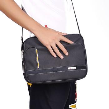 High quality version neon fashion man bag canvas messenger bag fashion mini bag