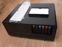 WorldBest 50P Automatic CD Printer Card Printer Flatbed Printer