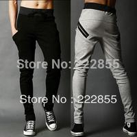 Casual Men Harem Baggy Hip Hop Taper Dance Sport sweat Pants Trousers Slacks 0893