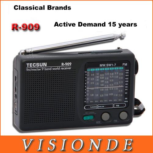 Tecsun R-909 FM / MW / SW