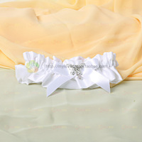 Lovedream wedding supplies fashion white butterfly married garter married the bride garter