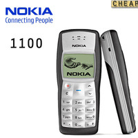 mobile phone  Nokia 1100  Free Shipping