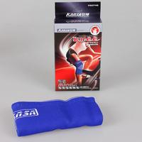 Free shipping Carton four sides elastic kneepad professional kneepad basketball badminton sports 0746