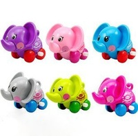 Chain wind up toys chain wound-up dumbo  kids toys