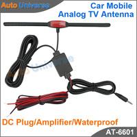 High Quality Signal Car Moible Analog TV Antenna Moible TV Antenna Auto TV Antenna Build in Amplifier Waterproof