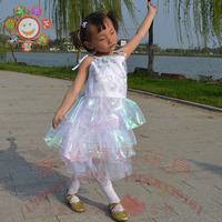 Princess dress dance dress formal wedding dress birthday props child dance