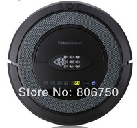 (Free to Russian Buyer)2013 Similar Function Compare to Roomba 780,Robot Vacuum Cleaner,Ultrasonic Wall ,2pcs rolling brush