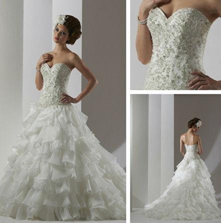 Popular goddess style wedding dresses aliexpress for Goddess style wedding dresses