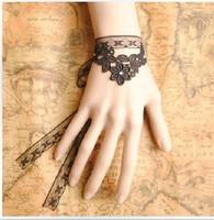 DIY lace bracelet jewelry wholesale Korean  female retro fashion love bracelet bracelet skeleton hand