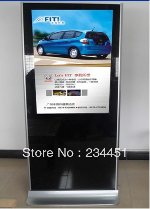 FREE SHIPPING!! 42 inch standing kiosk / android LCD advertising player / TFT LCD screen / indoor display / mall kiosk(China (Mainland))