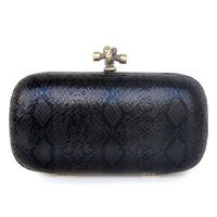 N05t rope series handbag decoration evening bag soft PU evening bag banquet bag