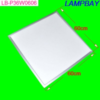 LED panel light 36W 600*600mm with hanged wires
