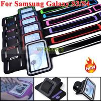 Cheap Original High Quality Neoprene Gym Running Arm Bag Armband Highscreen Sport Case With Key Slot For Samsung Galaxy S3/S4
