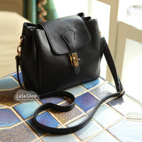 2013 fashion vintage chain bag small bag fashion one shoulder fashion handbag women's handbag bag