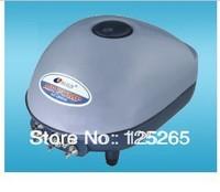 Resun  12.8 W 840L/hr  6 Outlets Adjustable Silent Aquarium Air Pump AC-9906