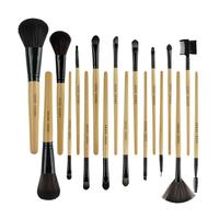 hot 18 pcs pro Goat hair makeup brushes,makeup tools freeshipping