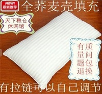 6 buckwheat hull pillow effect bulk pillow case cyanoetylated cervical pillow adult child pillow