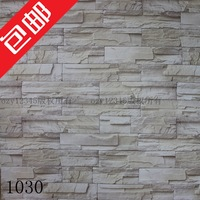 Thickening wallpaper brick stone tv background wallpaper kitchen cabinet furniture papel de parede 3D wallpaper roll