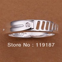Wholesale 2013 new fashion  ring inlaid stone shining engagement ring Christmas & Gifts R246-8 Free Shipping