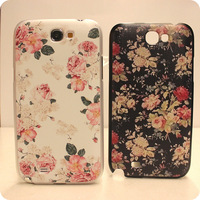 Rustic  for SAMSUNG   i9100 i9300 i9220 n7100 phone case protective case shell