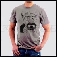 Free shipping Breaking Bad Teachers FlashFace Premium lines cotton Lycra top T-shirt Fashion Brand men t shirt new high quality