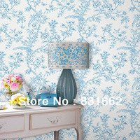 elegant nonwoven soundproof chinese style wallpaper for living room