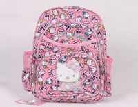 07-016 2013 new hello kitty style kids backpack school bags for girls New Arrival Hello Kitty Bag /Shopping Bag/Hand Bag