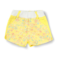 2013 child lace bright color casual shorts