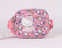 07-020 2013 new hello kitty style kids backpack school bags for girls New Arrival Hello Kitty Bag /Shopping Bag/Hand Bag