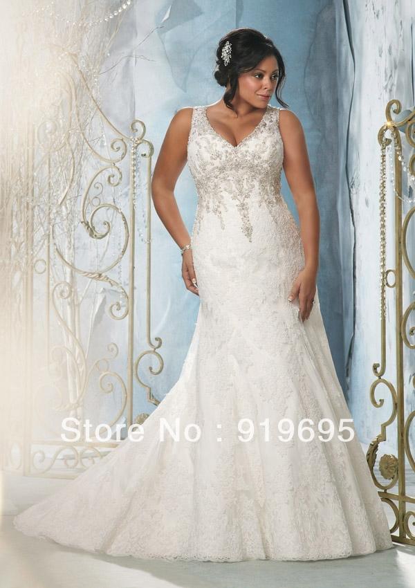 Western Plus Size Wedding Dresses 36