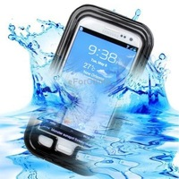 1pcs Free Shipping High Quality Waterproof/Snow-proof/Dirt-proof/Shock-proof Protective Case for Samsung Galaxy S3 III / i9300
