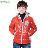 Child down coat male children's child clothing fashion male child down coat