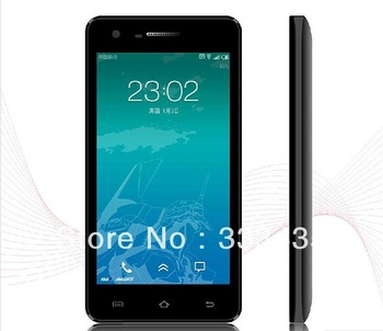 2013new HOT!!! Free shipping /Smartphone/Android 4.0.1/4.7 -inch display/Premium discount phone