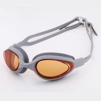 2013 honey swimming glasses waterproof anti-fog anti-uv