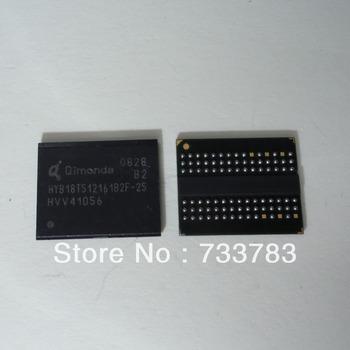 QIMONDA   HYB18T512161B2F-25  Memory particles