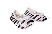 Wholesale 40pairs/mix color leopard and zebra baby shoes Baby Prewalker Shoes soft comfortable