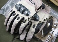 Carbon fiber full finger gloves tactical tortoise shell gloves