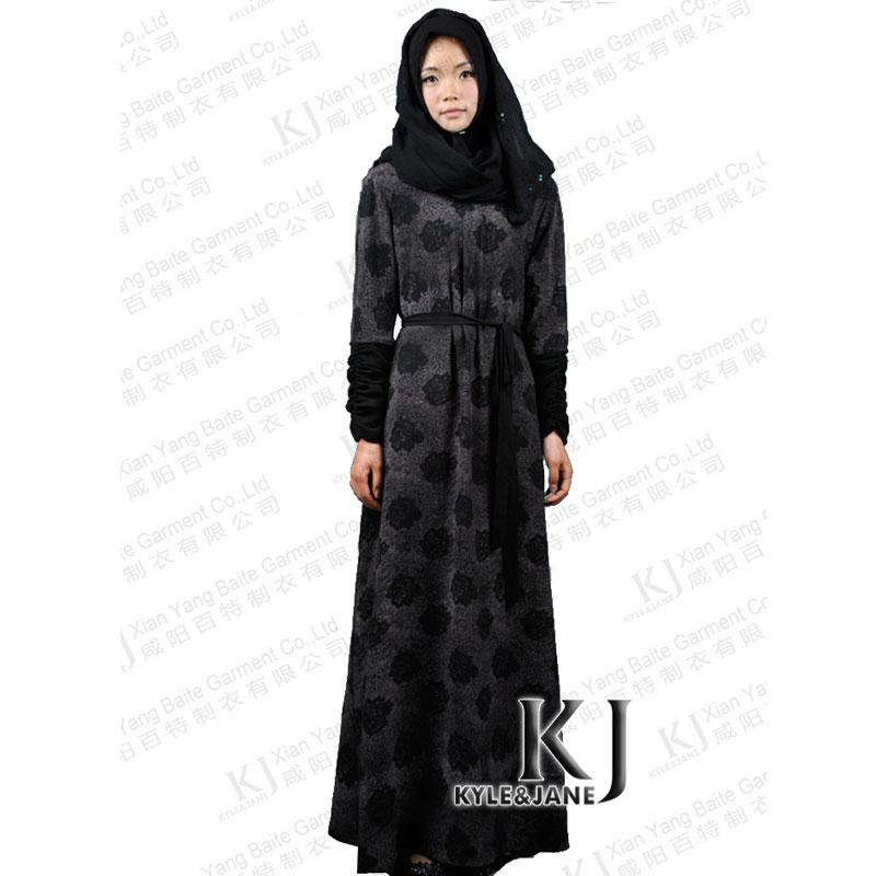 кДж мусульманское платье одежды экспорта на Ближний Восток Арабская Исламская одежда платье Хуэй kirtle Дубай халаты