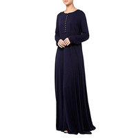 KJ Muslim export Middle East Arab islamic hui kirtle dubai robes 100% pure cotton dress muslim gown free shipping
