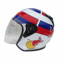 Free shipping/ In HJC New brand -CIRUS CH-8/ Motorcycle Helmets/Open face helmets/3/4 helmet/RED