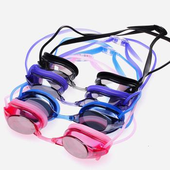 Huayi goggles big box goggles waterproof comfortable anti-fog swimming goggles g1300