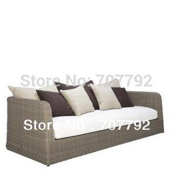 2015 New Design outdoor gray rattan wicker furniture