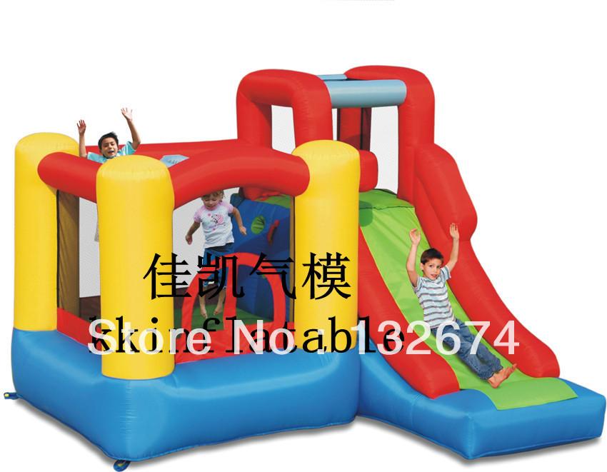 Fun trampoline european style castle trampoline outdoor children s