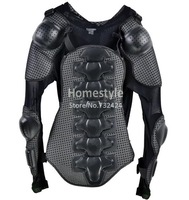 Dropshipping Racing Motorcycle Jacket Full Body Armor Spine Chest Protective Jacket Gear Size XXXL TK0546