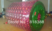 inflatable water roller colorful roller